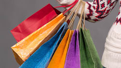 Holiday Shopping Is Moving