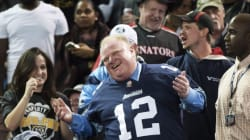 Ford Causes Stir At CFL