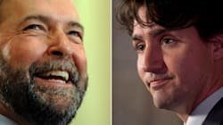 Justin Trudeau et Thomas Mulcair: une bonne bataille à l'horizon - Huguette