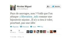 Le mauvais goût de Nicolas Miguet après les coups de feu à
