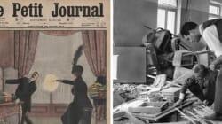 Du Figaro à Libération: quand la presse est prise pour