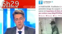 Comment les images du tireur de Paris ont été