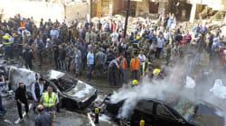 Double attentat à Beyrouth près de l'ambassade