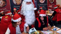 Le secrétariat du Père Noël est