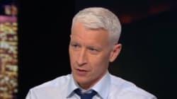 Anderson Cooper fait la leçon à un (ancien) journaliste de Sun