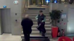 Il a croisé le tireur de Paris dans le hall de BFMTV mais n'a