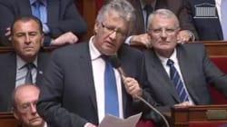 VIDEO - Le poignant appel du député poignardé contre
