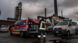 Explosion dans une raffinerie Total à Anvers : 2