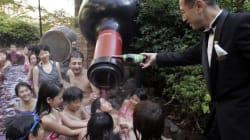L'étrange rituel des Japonais autour du Beaujolais
