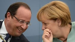 Instauration d'un Smic en Allemagne: Hollande qui rit, Merkel qui
