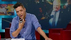 WATCH: Strombo's Call To Rob Ford Does Not Go As
