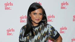 Mindy Kaling's Holiday Style Is