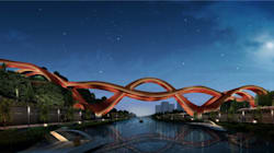 Pont ou montagnes russes
