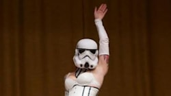 Star Wars: le spectacle burlesque arrive au Rio Theatre de