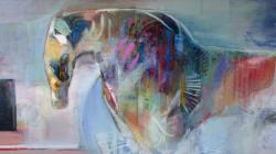 Le peintre Dominic Besner expose en Chine et à
