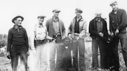 Follow The 1929 Journey Of Canadian Trapper Bud Murphy.. On