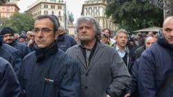Sciopero dei trasporti a Genova, nel corteo arriva