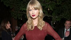 Taylor Swift's Naughty Holidays