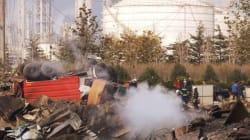 Pipeline Explodes, Kills