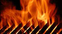 Man Arrested For 'Barbecuing'