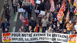 Face aux bonnets rouges, les syndicats serrent les