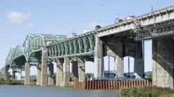 Pont Champlain: Mulcair demande à Harper d'intervenir