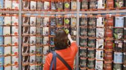 Le Salon du livre de Québec et le Festival de la BD sont