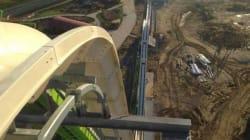 A quoi ressemble le plus haut toboggan du monde