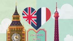 Londres ou Paris? Qui est le vainqueur, vu de
