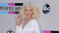 Christina Aguilera Shows Off Weight