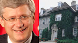 Harper's House Is Worth A Lot Of