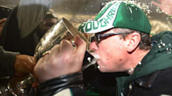 This Is How You Celebrate A Grey Cup