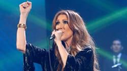 Céline Dion sera en concert ce soir à