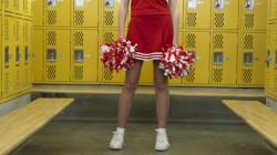 Terrorist Threat Sees Cheerleaders Stay