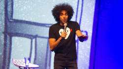 Avec «Je t'aime», Adib Alkhalidey fait l'humour avec passion