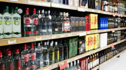 Alcohol In B.C. Grocery Stores Coming