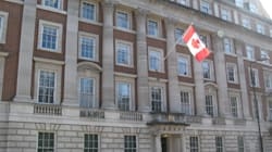 Canada Sells London Property For How