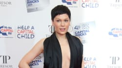 Jessie J's Dress Could Cause A Car