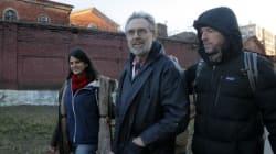 La Russie libère le dernier des militants de Greenpeace