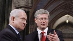 Harper To Israel: We're With
