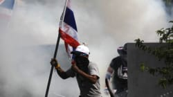 Bangkok secouée par des violences, 4