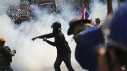Scontri a Bangkok, morti e feriti