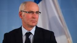 Le ministre des Affaires européennes