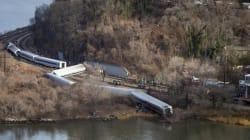 New York : un train de banlieue déraille, 4 morts et 67