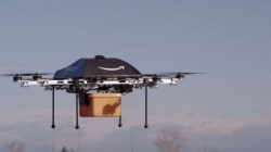 Amazon Testing Delivery Drones In Rural
