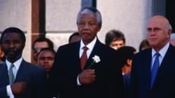 Mandela, un nom, un homme, une mission: sauver une nation