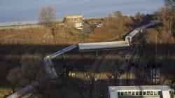 Déraillement d'un train à New York: le gouverneur évoque la vitesse