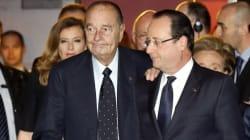 Jacques Chirac opéré et hospitalisé quelques