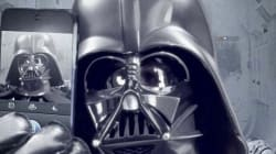 Star Wars sur Instagram: Darth Vader publie son premier