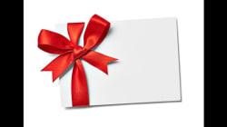 5 idées de cadeaux pour un noël pas